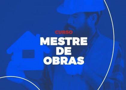 CURSO DE MESTRE DE OBRAS E EDIFICAÇÕES