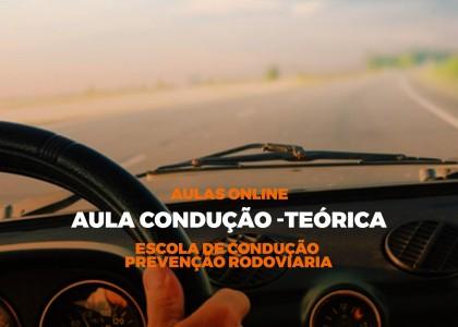 AULA DE CONDUÇÃO -TEÓRICA