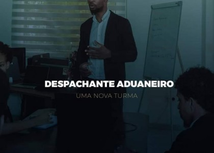 DESPACHANTE ADUANEIRO