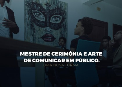MESTRE DE CERIMÓNIA E ARTE DE COMUNICAR EM PÚBLICO.